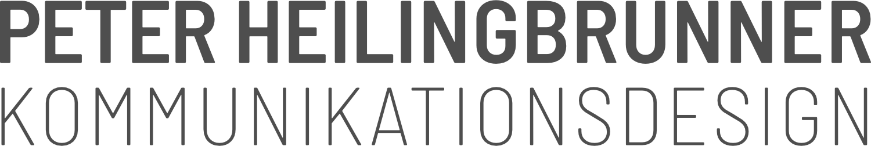 Peter Heilingbrunner Kommunikationsdesign